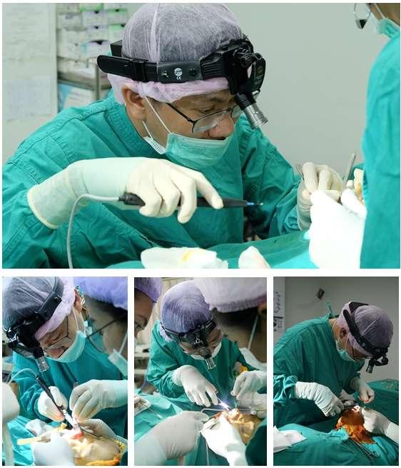 ขั้นตอนการผ่าตัด หมอกันมือผ่าโอเพ่น จมูกโอเพ่น หมอกัน ธีระธรฌ์คลินิก